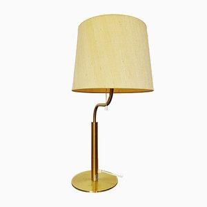 Mid-Century Adjustable Swedish Table Lamp by Uno & Östen Kristiansson for Luxus, 1960s