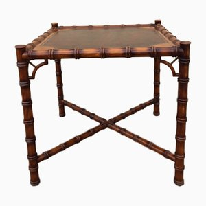 Spanish Game Table by S.T. Valenti, 1950s