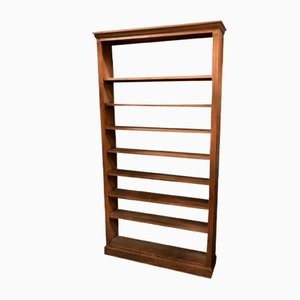 Tall Open Bookcase, 1900s