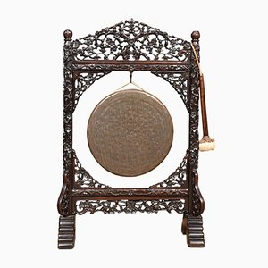 Vintage Chinese Gong, 1980s