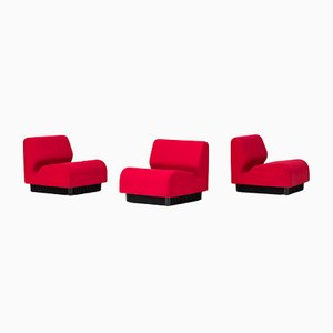 Modular 3-Seater Sofa Set by Don Chadwick for Herman Miller, 1970s