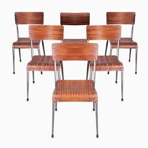 Vintage Teak Dining Chairs from Dare Inglis, 1960s, Set of 6