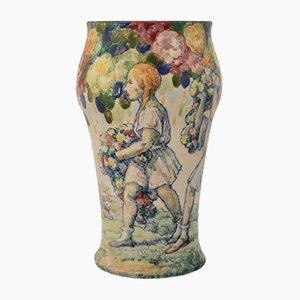 Ceramic Vase by Josep Jordi Guardiola, 1935