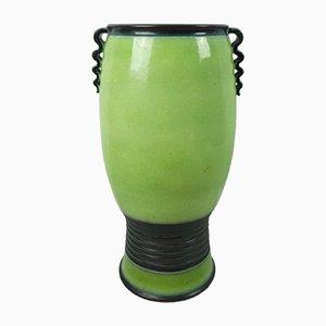 Jarrón vintage de cerámica de Serra