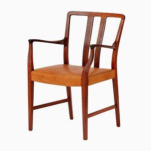 Rosewood Armchair by Erik Kolling Andersen for Peder Pedersen, 1950s