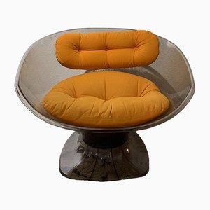 Sessel aus Plexiglas von Raphael Raffel, 1970er