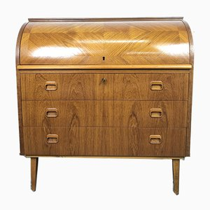 Mid-Century Danish Secretaire from Swedese