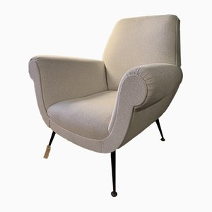 Vintage Armchair by Gigi Radice, 1950s