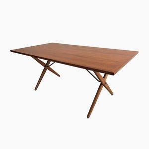 Tavolo AT303 di Hans J. Wegner per Andreas Tuck, anni '50