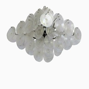 Italian Chandelier from Mazzega, 1960s