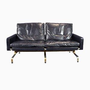 Canapé PK31 Vintage par Poul Kjaerholm pour Kold Christensen