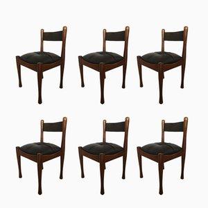 Chaise de Salle à Manger Vintage par Silvio Coppola pour Bernini, 1960s