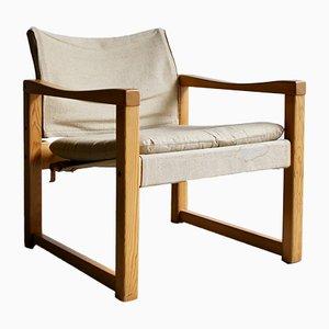 Butaca Diana de Karin Mobring para Ikea, años 70