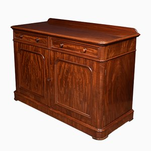 Mahogany Sideboard, 20th Century