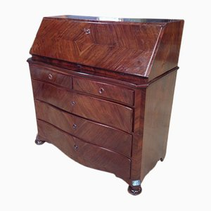 Antique Spanish 2-Piece Secretaire