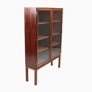 Mid-Century Danish Rosewood Display Cabinet