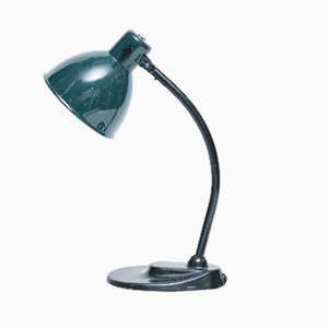 Green Table Lamp by Marianne Brandt for Kandem Leuchten, 1930s