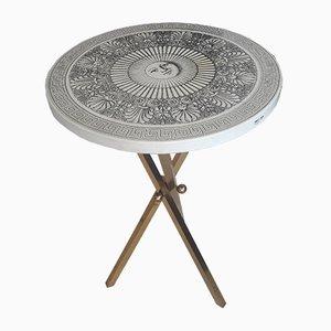 Petite Table d'Appoint par Atelier Fornasetti, 1997