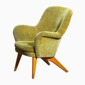 Pedro Armchair by Carl Gustaf Hiort af Ornäs for Puunveisto Oy-Trasnideri, 1950s