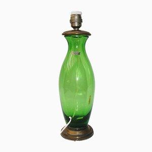 Deutsche Vintage Tischlampe von Silberschliff