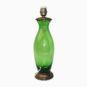 Vintage German Table Lamp from Silberschliff