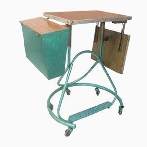 Industrieller Schreibtisch von Fura, 1940er