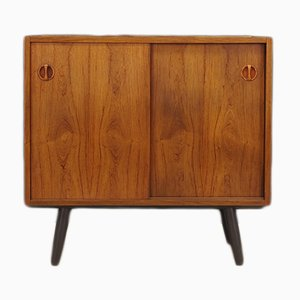 Small Vintage Rosewood Sideboard, 1970s