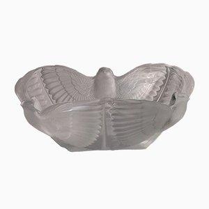 Art Deco Verlys Glass Bowl