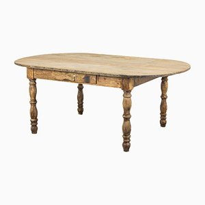 Large Antique French Table