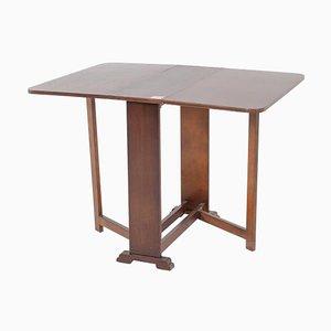 Mesa de cuatro patas vintage