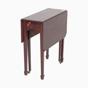 Mesa plegable vintage de 6 patas