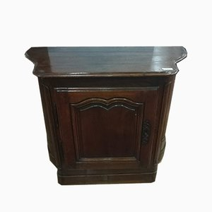 Antique Provencal Oak Sideboard