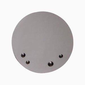 Specchio Dew grigio piccolo di Rasa Balaiše per Emko