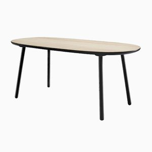 Black Naïve Dining Table by etc.etc. for Emko