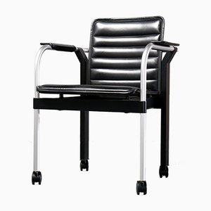 Modell 862 Sessel von Dieter Rams & Jürgen Greubel für Vitsoe, 1988