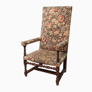 Antique Walnut Side Chair