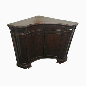 Mueble esquinero antiguo grande