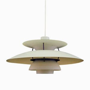 Danish Pendant by Poul Henningsen for Louis Poulsen, 1970s