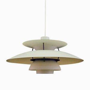 Lampe à Suspension par Poul Henningsen pour Louis Poulsen, Danemark, 1970s