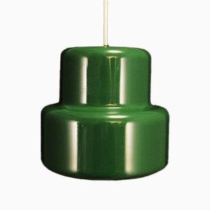 Lámpara colgante danesa Mid-Century de Jo Hammerborg para Fog & Mørup, años 70