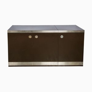 Buffet Bar by Willy Rizzo for MBC