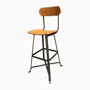 Modell Nr. 200 Stuhl von Bienaise, 1940er