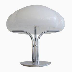 Lampada da tavolo Quadrifoglio vintage di Gae Aulent per Guzzini
