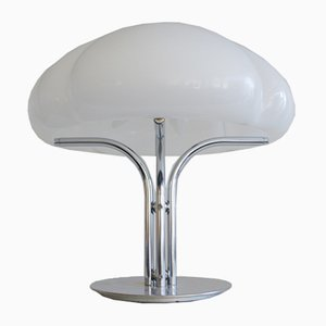 Vintage Quadrifoglio Table Lamp by Gae Aulent for Guzzini