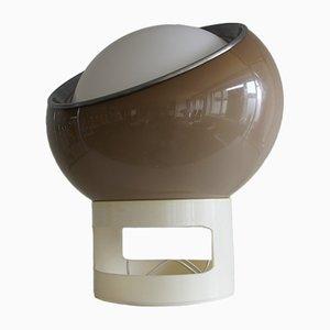 Lámpara de mesa 6G vintage de Gae Aulenti para Guzzini