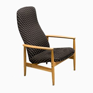 Contour-Set 327 Lounge Chair by Alf Svensson for Ljungs Industrier, 1960s