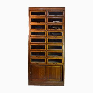 Haberdashery Cabinet from Dudley & Co Ltd, 1920s