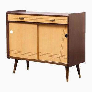 Rockabilly Shoe Cabinet, 1950s