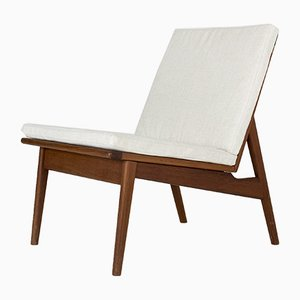 Mid-Century Danish Lounge Chairs, Set of 2