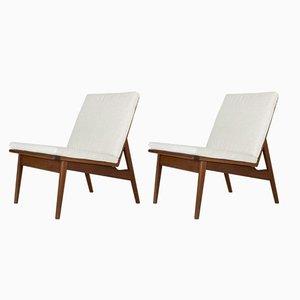 Dänische Mid-Century Sessel, 2er Set